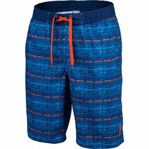 Aress ABOT-B modrá XXL - Pánské koupací šortky