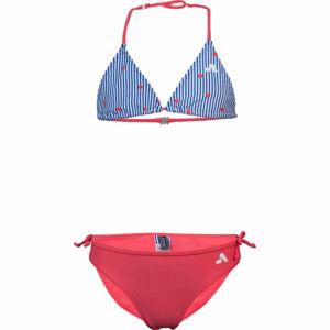 Aress SABINA růžová 164-170 - Dívčí dvoudílné plavky