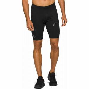 Asics ICON SPRINTER černá XXL - Pánské běžecké šortky