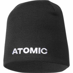 Atomic ALPS BEANIE černá NS - Unisex čepice