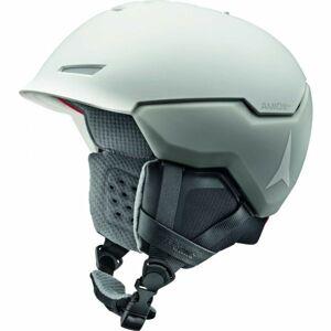 Atomic REVENT AMID šedá (51 - 55) - Lyžařská helma