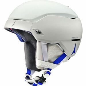 Atomic COUNT AMID bílá (55 - 59) - Lyžařská helma