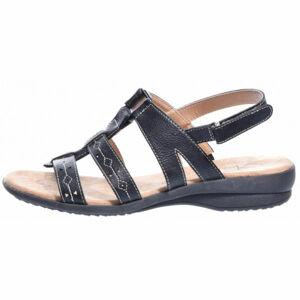 Avenue SIKSJO černá 37 - Dámské sandály