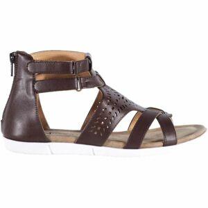 Avenue MOSS hnědá 36 - Dámské sandály
