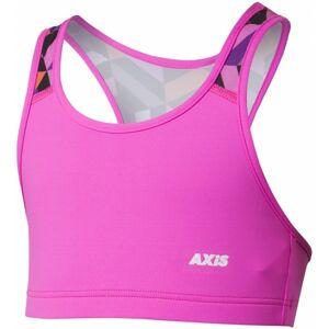 Axis FITNESS BRA růžová 140 - Dívčí fitness bolerko