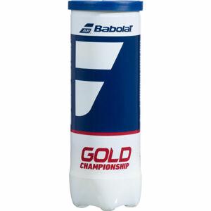 Babolat GOLD CHAMPIONSHIP X3   - Tenisové míčky