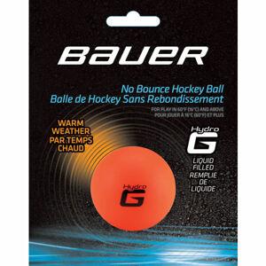 Bauer HOCKEY BALL HYDRO G WARM oranžová NS - Hokejové míčky