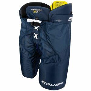 Bauer SUPREME S27 PANTS JR modrá XL - Hokejové kalhoty