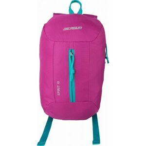 Bergun SPIRIT 10 růžová NS - Univerzální batoh
