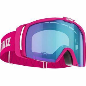 Bliz NOVA FH růžová  - Sjezdové brýle