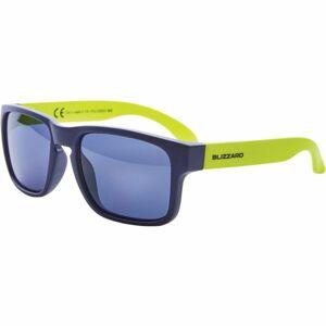 Blizzard PCC125331 tmavě modrá NS - Polykarbonátové sluneční brýle