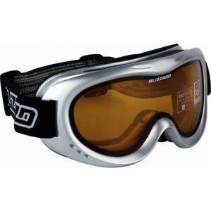Blizzard DAO šedá NS - Lyžařské brýle