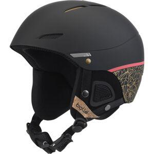 Bolle JULIET černá (54 - 58) - Dámská sjezdová helma