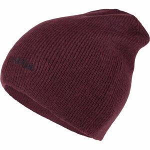 Calvin Klein BASIC WOOL NO FOLD BEANIE  UNI - Pánská zimní čepice