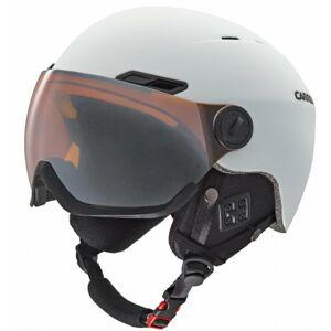 Carrera KARMA bílá (58 - 61) - Lyžařská helma