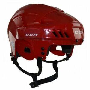 CCM 50 HF SR červená S - Hokejová helma