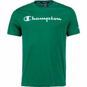 Champion CREWNECK T-SHIRT  M - Pánské triko