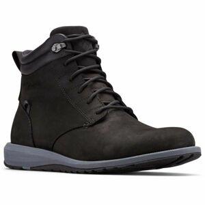 Columbia GRIXSEN BOOT WP černá 11 - Pánská vycházková obuv