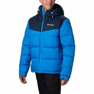 Columbia ICELINE RIDGE™ JACKET modrá L - Pánská lyžařská bunda