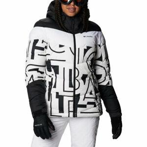 Columbia ABBOTT PEAK INSULATED JACKET  XL - Dámská zateplená lyžařská bunda
