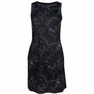 Columbia CHILL RIVER™ PRINTED DRESS černá XS - Dámské šaty s potiskem