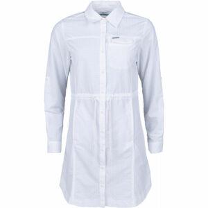 Columbia SILVER RIDGE NOVELTY DRE  XS - Dámské košilové šaty