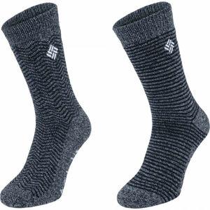Columbia THERMAL 2P  39 - 42 - Pánské ponožky