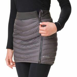 Columbia WINDGATES SKIRT tmavě šedá 6 - Dámská sukně