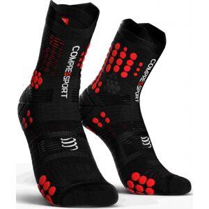 Compressport RACE V3.0 TRAIL černá T1 - Běžecké ponožky