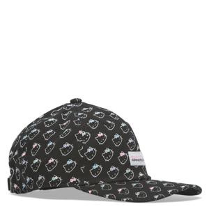 Converse HELLO KITTY FLOWER DAD CAP černá UNI - Dámská kšiltovka