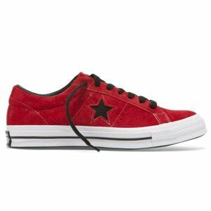Converse ONE STAR černá 41 - Pánské nízké tenisky