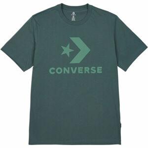 Converse STAR CHEVRON TEE  XL - Pánské tričko