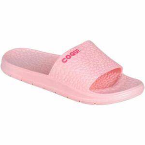 Coqui RUNE růžová 36/37 - Dámské pantofle