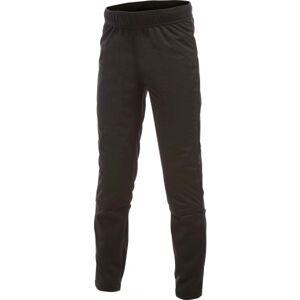 Craft WARM TIGHTS černá 122-128 - Dětské zateplené elastické kalhoty