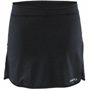 Craft FREE SUKNE W černá XL - Dámská cyklistická sukně