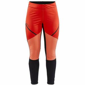 Craft GLIDE WIND  XL - Dámské zateplené softshellové kalhoty