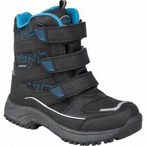 Crossroad CALLE IV černá 30 - Dětská zimní obuv