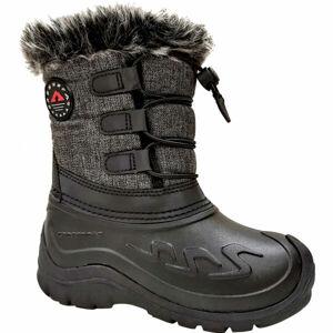 Crossroad CLOUD  35 - Dětská zimní obuv
