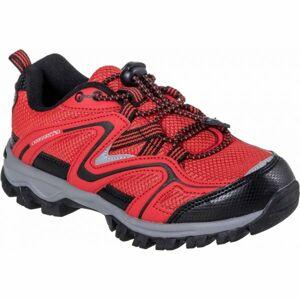 Crossroad DAMKID černá 25 - Dětská treková obuv