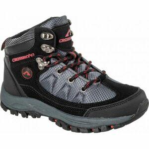 Crossroad DHUS černá 29 - Dětská treková obuv