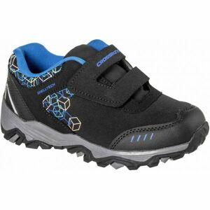 Crossroad DIAMS modrá 35 - Dětská treková obuv