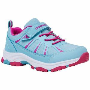 Crossroad DUBLIN modrá 31 - Dětská volnočasová obuv