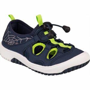 Crossroad MIDER zelená 29 - Dětské sandály