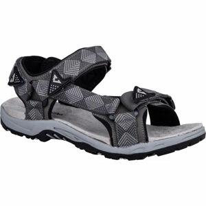Crossroad MADDY šedá 42 - Pánské sandály