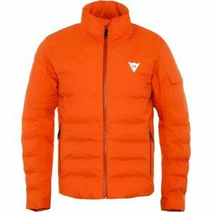 Dainese SKI PADDING JACKET oranžová M - Pánská lyžařská bunda