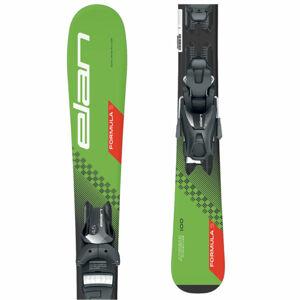 Elan FORMULA S QS+EL 7.5  130 - Juniorské sjezdové lyže