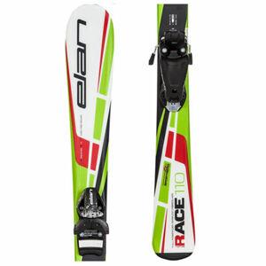Elan RACE PRO SPORT + EL4.5  110 - Dětské sjezdové lyže - NESTÁRNOUCÍ PROGRAM