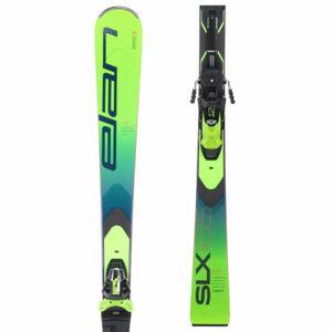 Elan SLX FUSION X + EMX 12  155 - Unisexové sjezdové lyže
