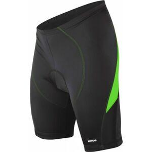 Etape RACING PAS černá 2xl - Pánské cyklistické kalhoty