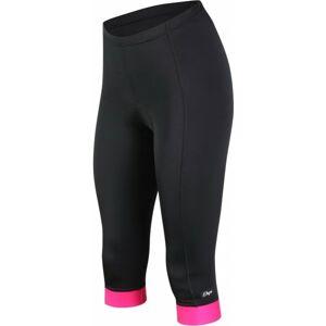 Etape SARA 3/4 KALHOTY W černá M - Dámské cyklistické kalhoty